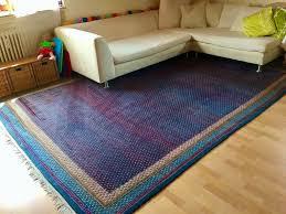 großer teppich wohnzimmer xl groß blau orientteppich orient