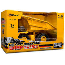 Top Race Metal Diecast Dump Truck Construction Toy Truck, Heavy ... Best Choice Products Set Of 4 Push And Go Friction Powered Car Toys Remote Control Truck Rc Trucks Bulldozer Charging Rtr Dump Colctible Vintage Cstruction Toy 33 Peices Cluding Amazoncom Dickie 24 Light Sound Crane 12 X Cstruction Toys Trucks Crane Lorries Diggers Children Take Apart Tool Set Kids For Boley 2piece 18 Vehicles Cat Philippines Games Colctibles Figurines Sale Equipment Excavators Loaders Boley 5in1 Big Rig Hauler Carrier Complete Trailer With Tonka Classic Steel Mighty Backhoe Wwwkotulas Gimilife Play 6