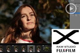 100 Fuji Studio Perfect RAF To JPG Conversion With Film Styles S X