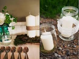 Simple Vintage Wedding Decor Charming Design 3
