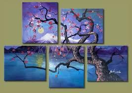 Multiple Canvas Painting Ideas 25 Unique