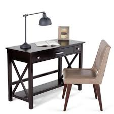 Walker Edison 3 Piece Contemporary Desk by Alaterre Furniture Ivory Desk Asca06iv The Home Depot