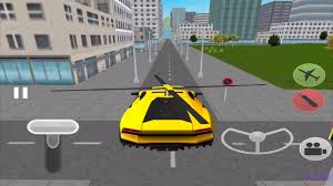 San Andreas Helicopter Car Flying 3D Free - Android / IOS - Free ...