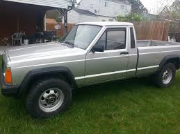 1986 Jeep Comanche 4X4 – $8000 (Flint) – Groosh's Garage Filejpcomanchepioneerjpg Wikipedia 1987 Jeep Comanche Walk Around Youtube Hidden Nods To Heritage And History In Uerground Daily Turismo 5k Cowboys Lament Laredo 4x4 5spd Stock Photo 78208845 Alamy Jcr Pizza Truck Coolest Jcrmanche Mj Jeepin Pinterest Jeeps Cherokee 4x4 Pickup Pride Reddit User Gets A Back On Its Muddy Feet History The 1980s 1988 Full Restomod Projectcar Wikiwand 1990 G107 Kissimmee 2016