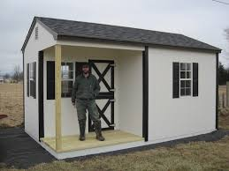 12x16 Slant Roof Shed Plans by 12x16 Shed A Guide To Buying Or Building A 12x16 Shed Byler Barns