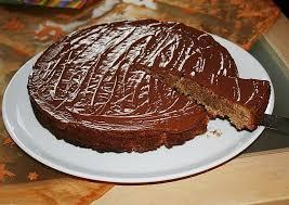 weicher wallnusskuchen lindl chefkoch lebensmittel
