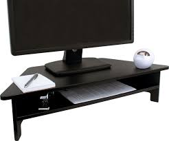 Monitor Stands For Desk by Victor Dc050 High Rise Monitor Stand Victor Technology Llc