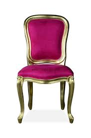Fab French Side Chair - Gold Leaf W/ Fuchsia Microsuede Vista Microsuede Chair Single Ding Chair With Micro Suede Cover Reproduction French Chairs Fireside Antiques 19inch Ushaped Tufted Cushions Set Of 4 Sage Copeland Fniture Sarah Upholstery Armchair Set Oak Extending Table 4x Wood Natural Microsuede Greyson Living Monoco 2 Seconique Oxford Fduk Best Price Guarantee We Will Beat Our Competitors Give Our Sales Team A Call Ravine Counter Height Stool By Cramco Inc At Royal Chintaly Teresa Transitional Oval Back Side In Black Microfiber Colyton Almond Brown 90 Off Pottery Barn Calais Tan Nailhead