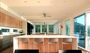 kitchen ceiling fans without lights with led huskytoastmasters info