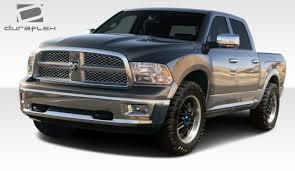 100 Dodge Ram Truck Parts 0916 RAM Off Road Bulge Duraflex Body Kit Front Fenders