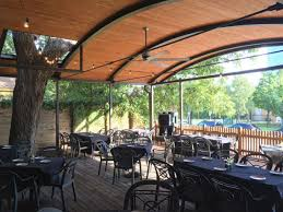 Moonshine Patio Bar Grill by 32 Great Private Dining Rooms At Austin Restaurants