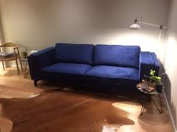 nockeby 2 seater and chaise right sofa cover beautiful custom