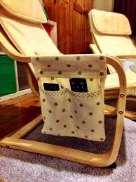 Poang Chair Cover Diy by Remote Control Holder For Ikea Poang Childrens Chair As Requested