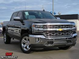 100 Chevy Pickup Trucks For Sale 2018 Silverado 1500 LTZ 4X4 Truck In Pauls Valley
