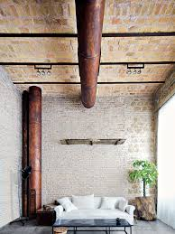 100 Brick Ceiling 14 Spaces With Charming Exposed Walls Architectural Digest