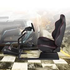 GTA-F Racing Simulator Cockpit Gaming Chair With Stand Carbon Steel ... Cheap Gaming Chair Xbox 360 Find Deals On With Steering Wheel Chairs For Fablesncom 2 Hayneedle Lookoutpointblogcom Killabee 8246blue Products In 2019 Computer Desk Wireless For Xbox Tv Chair Fniture Luxury Walmart Excellent Recliner Professional Superior 2018 Target Best Design Your Ps4 Xbox 1 Gaming Chair Fortnite Gta Call Of Duty Blue Girl Compatible Sold In