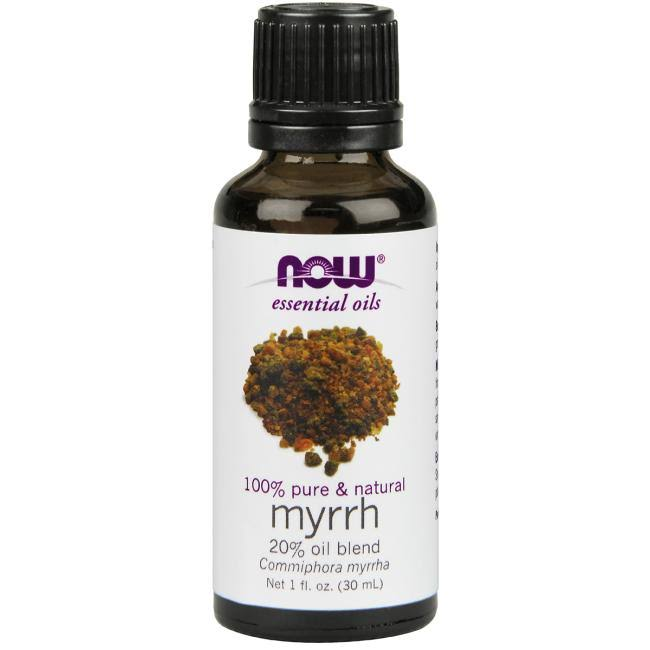 Now Essential Oil - Myrrh, 30ml