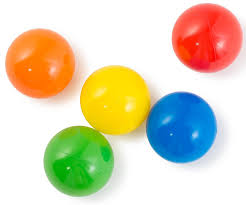 Amazon FW Plastic Soft Air Filled Pit Balls Pack Of 200 5 Bright Colors Toys Games