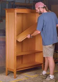 And Step By Instructions In This Article Will Lead You Through The Process Of Building An Attractive Functional Bookcase Cherry Fir