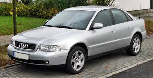 File Audi A4 B5 Facelift front Wikimedia mons