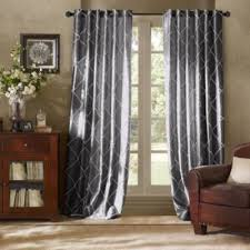 Bed Bath And Beyond Curtain Rod Finials by Bombay Garrison Rod Pocket Back Tab Window Curtain Panel Bed