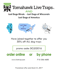Pet Shed Promo Code June 2017 by Trapping Lost Dogs Illinois