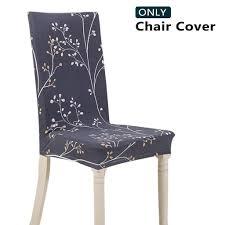 stuhlhussen stuhlbezüge stretch esszimmer sitz stuhl abdeckungen elastische modern stuhlabdeckung für hotel esszimmerstuhl dekoration 6 stück