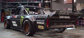 Deep Dive: Ken Block's 914-hp 1977 Ford F-150 Hoonitruck