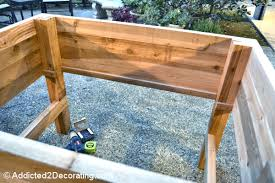 Gronomics Raised Garden Bed by How To Build An Elevated Garden