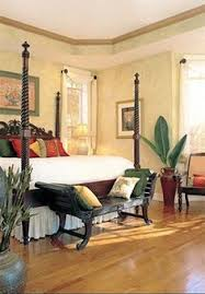 What A Beautiful Bedroom West Indies Home Collection