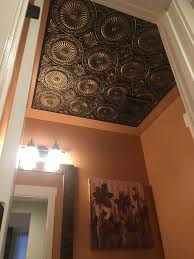 interiorile ceiling metal backsplash sheets fauxinongue and