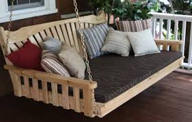 Better Homes And Gardens Patio Swing Cushions by Daybeds Magnificent Wooden Outdoor Daybed Furniture Ana White