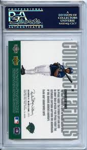 The Upper Deck Company Llc Linkedin by Lot Detail Extremely Rare 2002 Upper Deck Minor League Signature