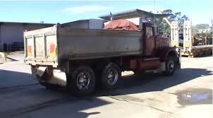Video: 8 Wheel Burnout In A Dump Truck - Epic! - Diesel Army