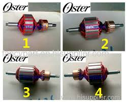 Blender Parts Rotor Motor Armature