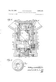 2 Floor Drain Backflow Preventer by Patent Us2965126 Automatic Floor Drain Shut Off Valves Google