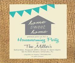 Printable Housewarming Party Invitation