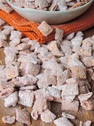Pumpkin Spice Hershey Kisses Gluten Free by Pumpkin Spice Puppy Chow