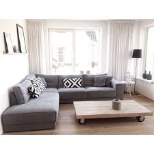 Ikea Sectional Sofa Bed by Ikea Kivik Interior Inspirations Pinterest Living Rooms