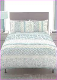 Duck Egg Blue And Grey Bedding