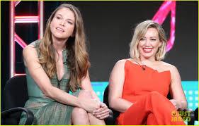 Halloweentown 2 Cast by Hilary Duff U0026 U0027younger U0027 Cast Announce Season 3 Renewal At Tca 2016