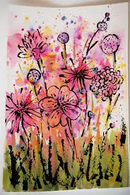 Easy Abstract Painting Ideas 22