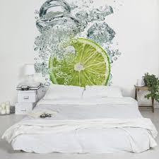 wallpaper rolls sheets vliestapete küchentapete lime bubbles fototapete breit küche limette wasser wand home furniture diy itkart org