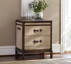 Redford Trunk Bedside Table| Pottery Barn AU Fniture Trunk End Tables Wicker Pottery Barn Coffee Vintage Table Cart 11090p Thippo Introducing Kaplan Youtube Living Room Medium With Brown For 1000 Ideas About Tray Pavillion Home Designs Rustic I Just Want My House To Look Like The Pink Tumbleweed Splendid Tanner Round Loon