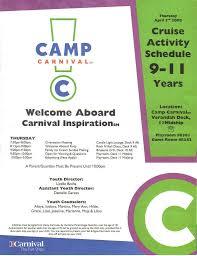 Carnival Fantasy Riviera Deck Plan by Carnival U0027s