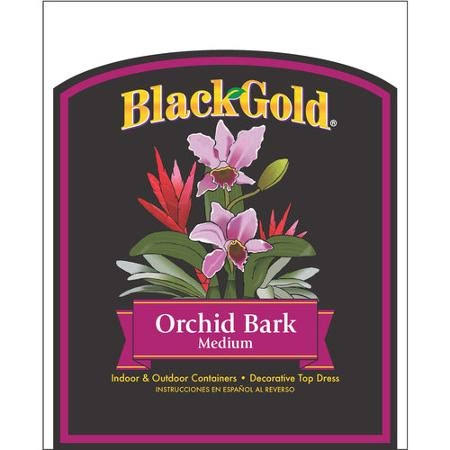Black Gold Orchid Potting Mix - 7.5kg