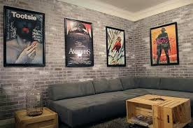 Brick Wall Ideas Faux Panel Decor