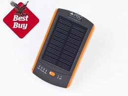 8 best solar chargers