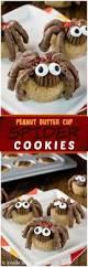 Rice Krispie Halloween Treats Spiders by Peanut Butter Cup Spider Cookies Inside Brucrew Life