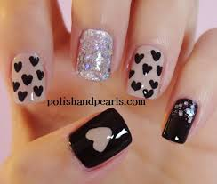 Valentine S Day Nail Art Easy The Best Nail 2017